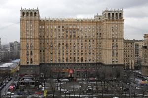 Типы домов - сталинский