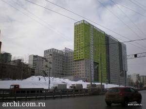 1 Welton Park  от Карамышевской наб.