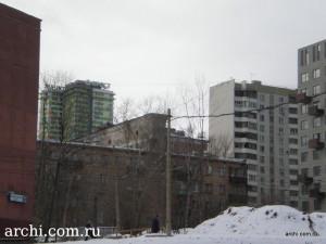 2Welton Park  от Карамышевской наб.