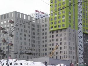 3 Welton Park  от Карамышевской наб.