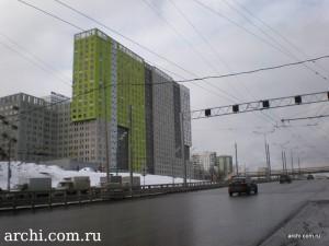 4 Welton Park  от Карамышевской наб.