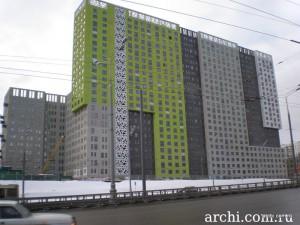 5 Welton Park  от Карамышевской наб.
