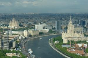 Исторический облик города Москвы