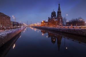 Исторический облик города Санкт-Петербурга