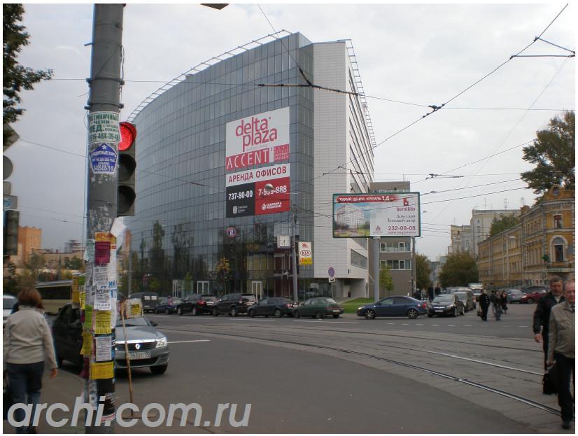 Перекресток к Костомаровскому переулку