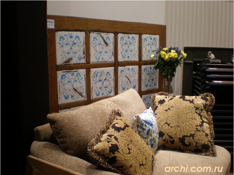 Выставка Красивые дома. Интерьер. Напольное покрытие