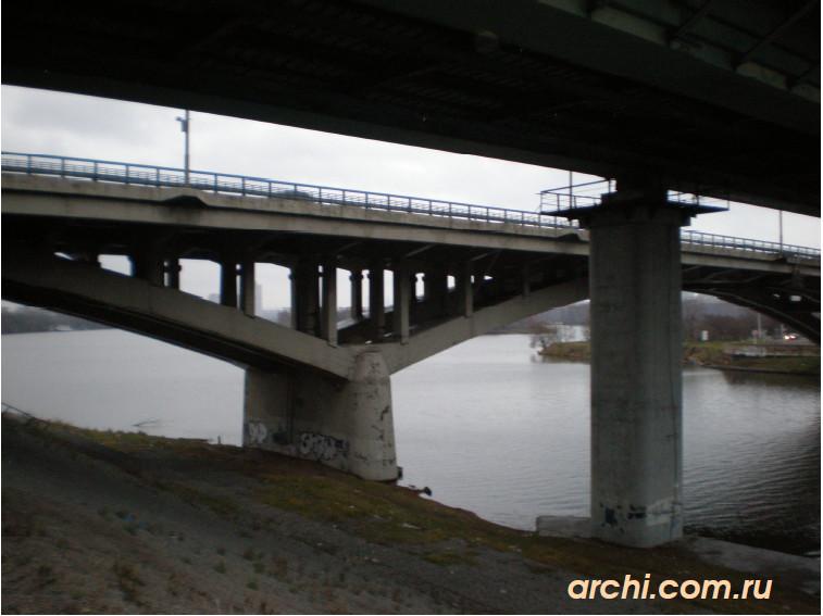 Мост к Крокус-Экспо